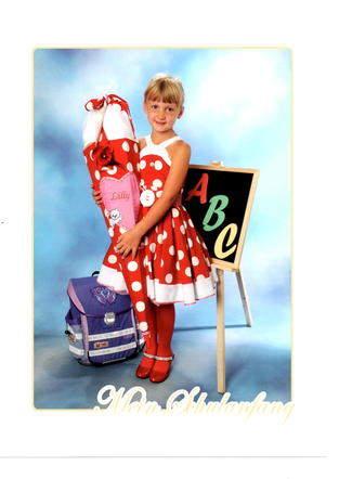 Makerist - Einschulungskleid - 1