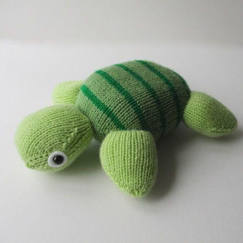 Makerist - Topsy Turvy Turtle - Knitting Showcase - 1