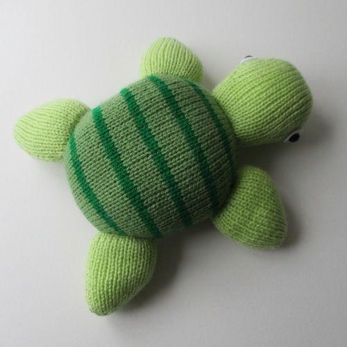 Makerist - Topsy Turvy Turtle - Knitting Showcase - 3
