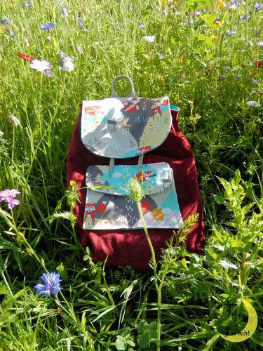 Makerist - Kinderrucksack *Lieselotte* - Nähprojekte - 1