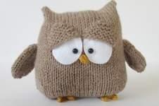 Makerist - Oscar the Owl - 1
