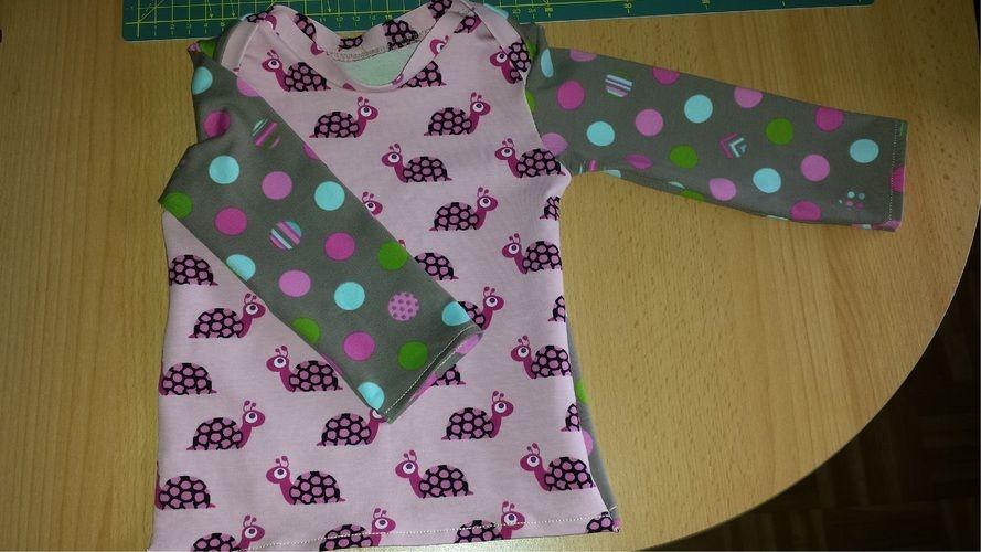 Makerist - Süße Kombi für Mädchen - Nähprojekte - 3