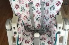 Makerist - Housse de chaise haute prima pappa Peg Perego - 1