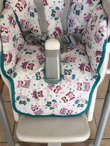Makerist - Housse de chaise haute prima pappa Peg Perego - Créations de couture - 2