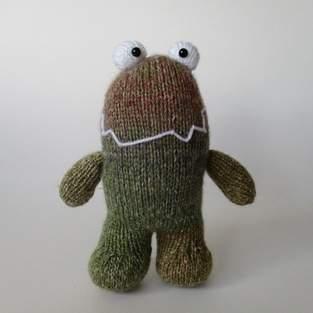 Makerist - Happy Monster - 1