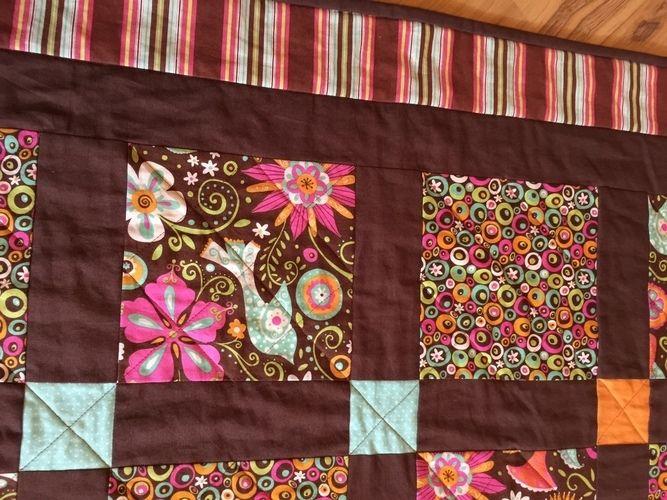 Makerist - Meine erste Patchwork-Decke  - Patchwork-Projekte - 3