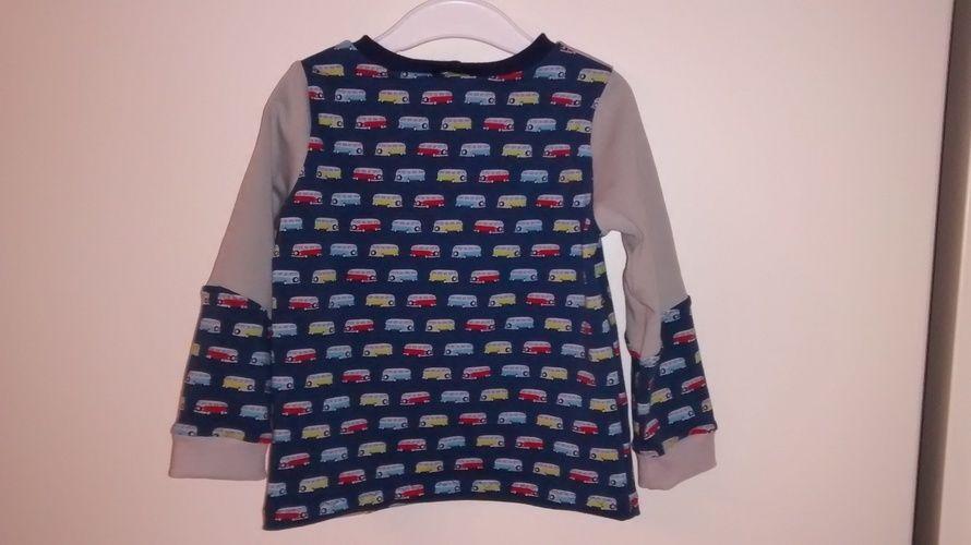 Makerist - Noch mehr Shirts - Nähprojekte - 2