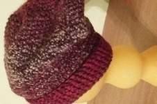 Makerist - Bonnet crocheté - 1