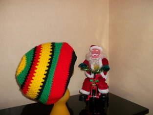 Makerist - Bonnet Rasta crocheté - 1