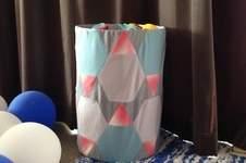 Makerist - Spielzeugtonne - abgewandelte Wäschetonne - 1