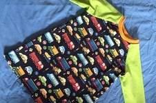 Makerist - Raglanshirt / Tunika fürs Töchterchen - 1