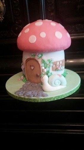 Makerist - Pilz - Torten, Cake Pops und Cupcakes - 1
