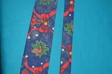 Makerist - cravate de Noel - 1