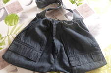 Makerist - Sac bouffant en Jeans - 1