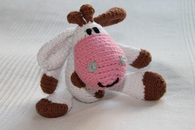 Makerist - Muh macht die Kuh - Häkelprojekte - 2