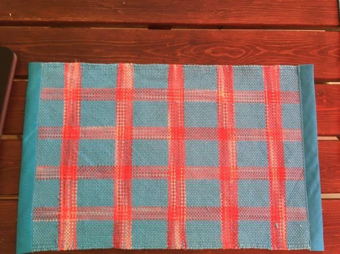 Makerist - Handgewebte Tischsets - DIY-Projekte - 1