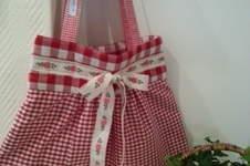 Makerist - leichte Baumwolltasche gefüttert mit Stepp. Ohne Schnitt direkt zugeschnitten - 1
