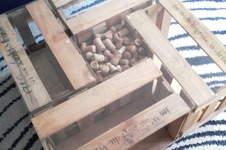 Makerist - Couchtisch aus Weinkisten // Upcycling - 1