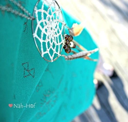 "Makerist - Kleid ""Valerie"" aus Glitterjersey Wishful ease - Nähprojekte - 3"