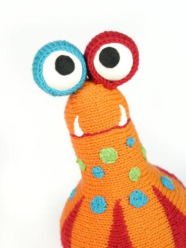 Makerist - Meine Monster-Familie - Strickprojekte - 3