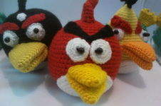Makerist - Angry Birds - 1