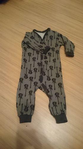 Makerist - baby jumpsuit  - Nähprojekte - 2