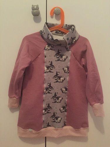 Makerist - Winterkleidchen aus Kuschelsweat - Nähprojekte - 1