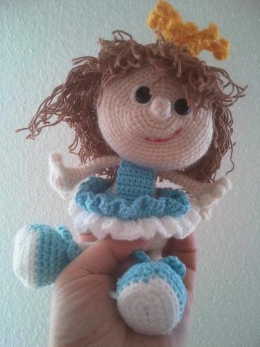 Makerist - Doll Princess toy - Häkelprojekte - 2