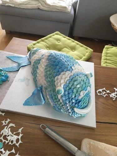 Makerist - Fischi Fish Passionfruit Birthday Catch - Torten, Cake Pops und Cupcakes - 3