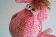 Makerist - Horse Glasha toy - 1