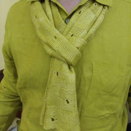 Makerist - StenThor's Secret Silk Shawl - Strickprojekte - 1