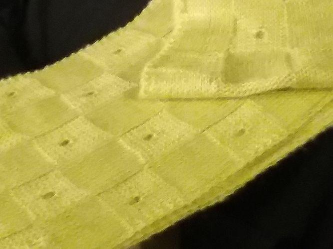 Makerist - StenThor's Secret Silk Shawl - Strickprojekte - 2