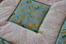 Makerist - Baby-Quilt - 1