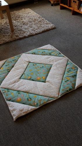 Makerist - Baby-Quilt - Patchwork-Projekte - 2