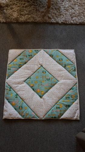Makerist - Baby-Quilt - Patchwork-Projekte - 3