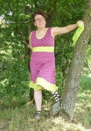 Makerist - Sun-Day-Dress aus Jersey für sommerliche Temperaturen - 1