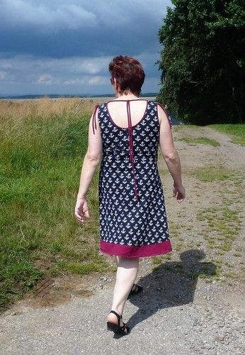 Makerist - Sun-Day-Dress mit Fransen - Schnitt von Paulina näht - Nähprojekte - 1