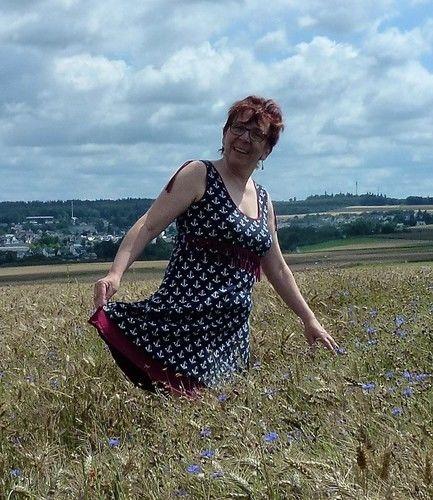 Makerist - Sun-Day-Dress mit Fransen - Schnitt von Paulina näht - Nähprojekte - 3
