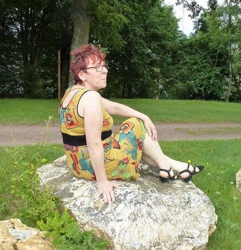 Makerist - Sun-Day-Dress für heiße Tage - Schnitt von Paulina näht - Nähprojekte - 1
