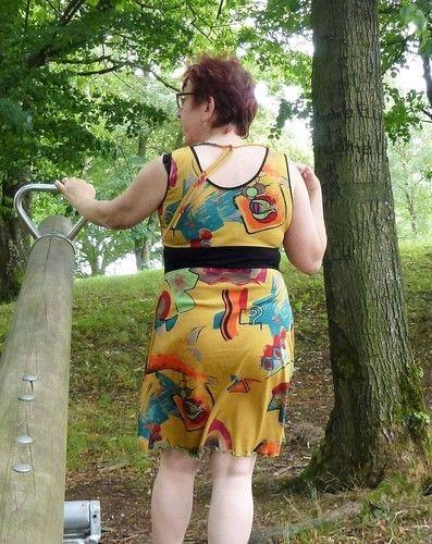 Makerist - Sun-Day-Dress für heiße Tage - Schnitt von Paulina näht - Nähprojekte - 2