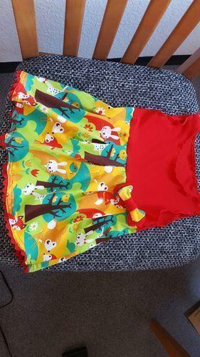 Makerist - Kleidchen für meine Maus aus Jersey  - Nähprojekte - 1