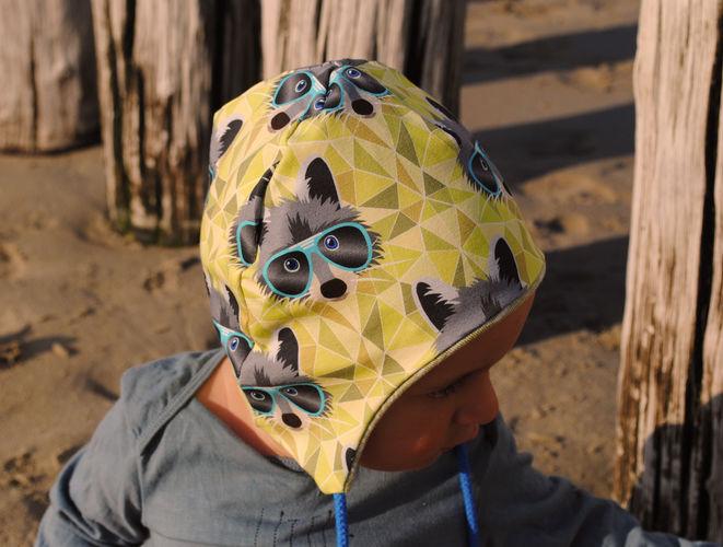 Makerist - Tolle Wendemütze für die windigeren Tage - Nähprojekte - 2