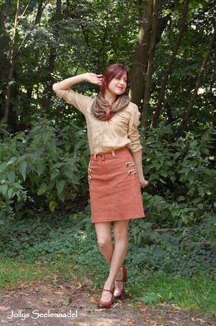 Makerist - Jeansrock Jessy con PiexSu - Mein neuer Lieblingsrock für den Herbst - 1