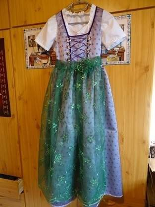 Makerist - Kindermiederdirndl - 1