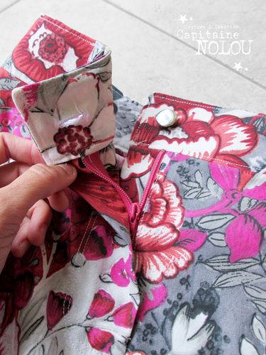 Makerist - Jeansrock Jessy von PiexSu in den Tropen - Nähprojekte - 3