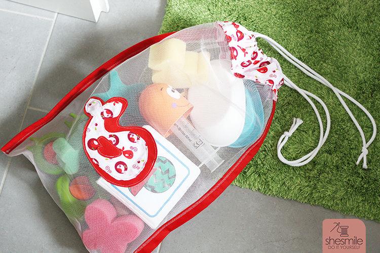 Makerist - Badespielzeug-Tasche aus Tüll - Nähprojekte - 2