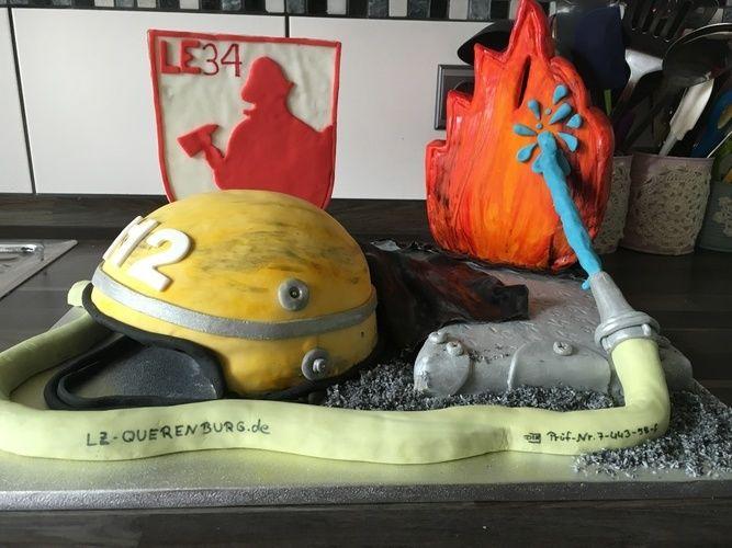 Makerist - Feuerwehrfest - Torten, Cake Pops und Cupcakes - 1