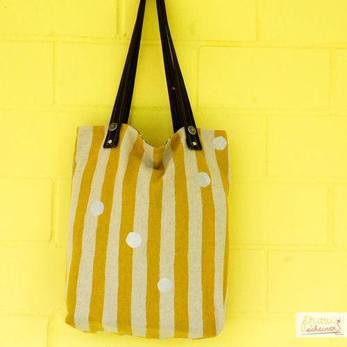 Makerist - Den Sommer einfangen: Stoffbeutel nähen - Nähprojekte - 1