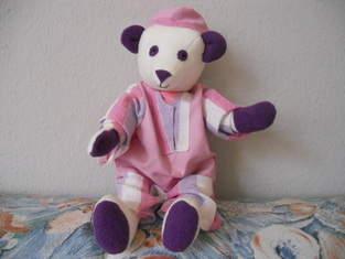 "Makerist - Teddy "" Fiete"" - 1"