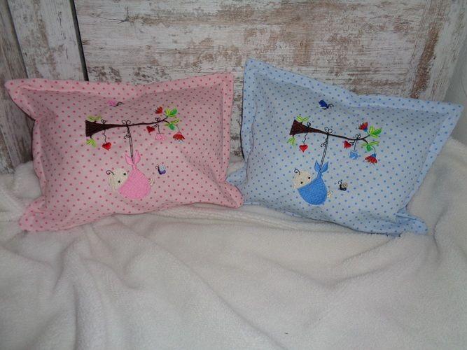 Makerist - Zirbenkissen für einen erholsamen Schlaf - Nähprojekte - 1